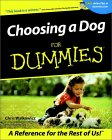 Click link below to order Choosing a Dog for Dummies