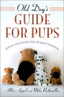Click link to order Old Dog's Guide for Puppies